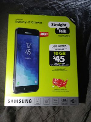 Brand New!!! Samsung Galaxy J7 Crown Cell Phone for Sale in Cleveland, OH