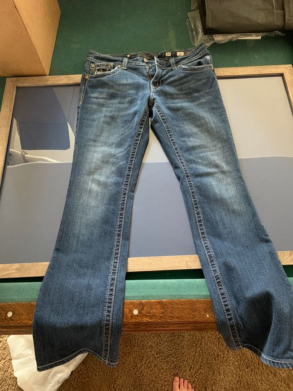 05d3df0865f Miss Me Jeans size 30 bootcut for Sale in Riverside, CA - OfferUp