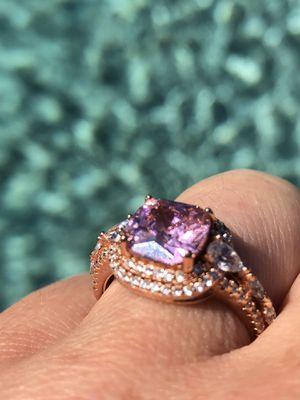 SALE!!! 18k Rose Gold Engagement /Wedding/Christmas/Birthday/Anniversary/Hanukkah Ring for Sale in Washington, DC