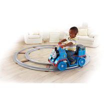 Photo Thomas & Friends Thomas With Track Ride On Toy Train