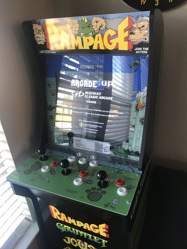 Arcade rampage game for Sale in Arlington, TX - OfferUp