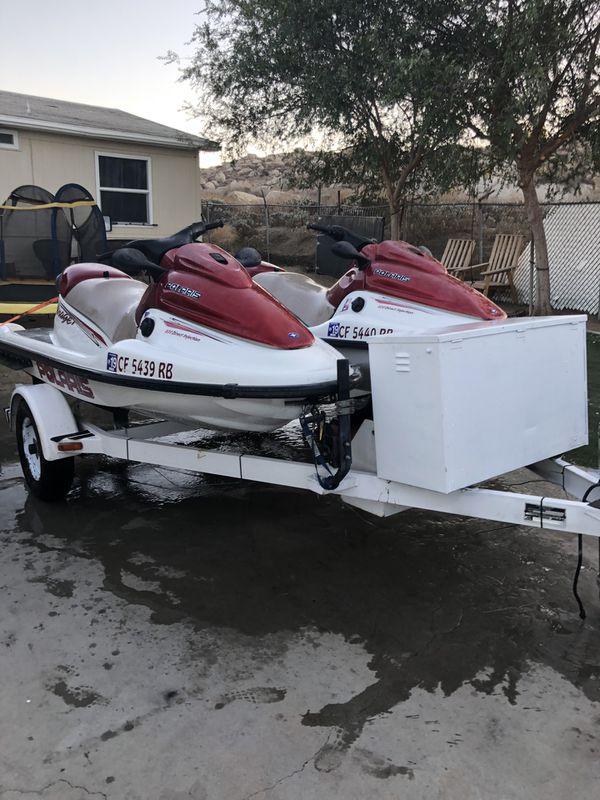 Polaris Jet Ski >> Polaris Jet Ski 3 Seater 800cc For Sale In Perris Ca Offerup