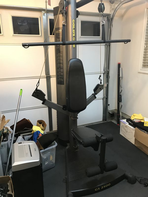 Golds home gym for sale in san diego ca offerup