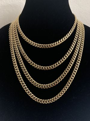 Gold Chains For Sale >> New And Used Gold Chain For Sale In Marquette Mi Offerup