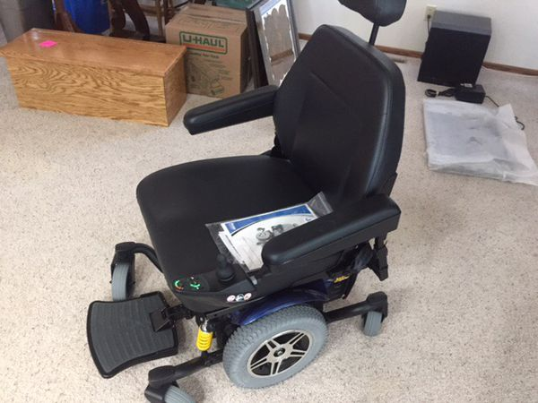Power Wheelchair for Sale in Denver, CO - OfferUp