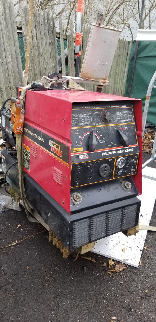 Welder / Generator for Sale in West Islip, NY - OfferUp