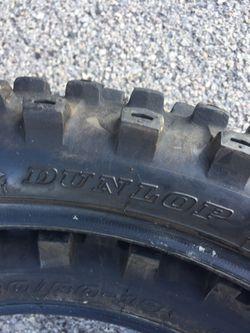 Dunlop tires dirt bike Thumbnail