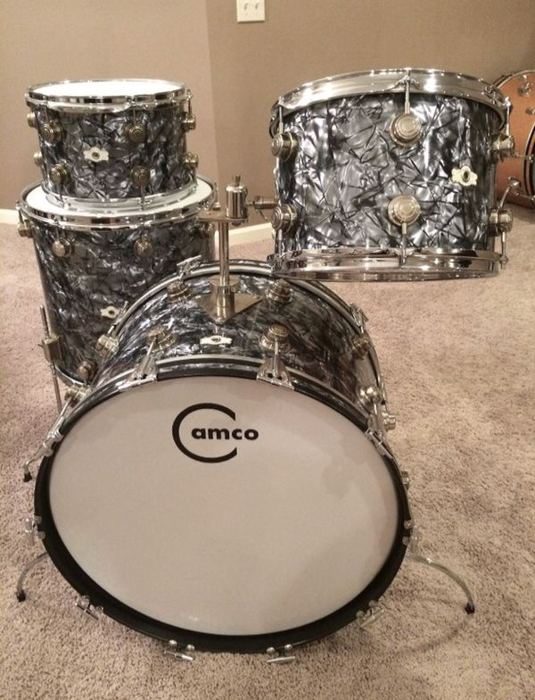 Vintage Camco Los Angeles Drums For Sale In Pomona Ca Offerup