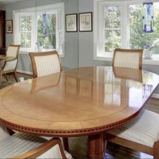 Hickory Dining Room Set
