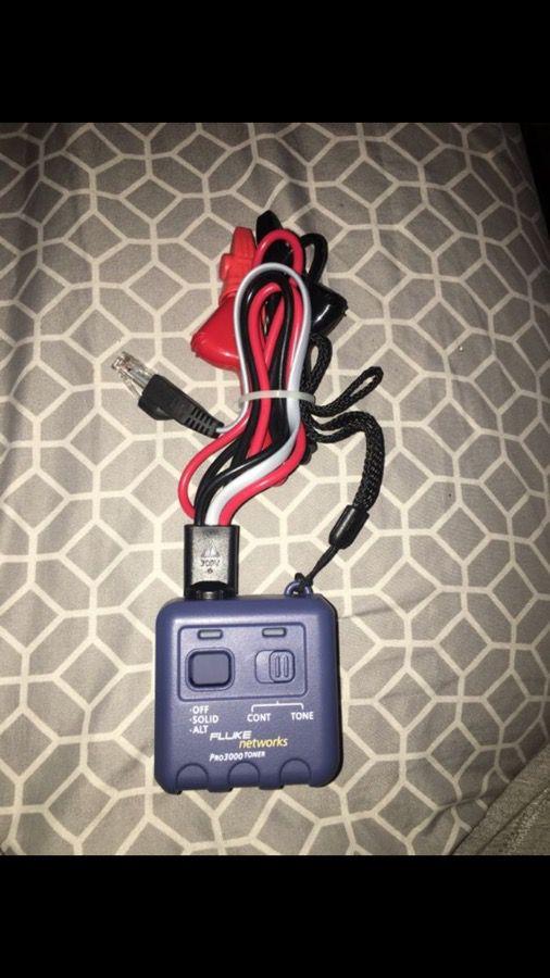 Brand new toner ! Fluke network pro3000
