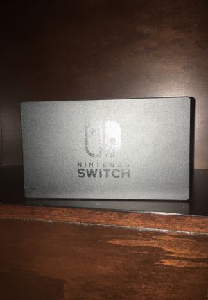 Nintendo switch dock only for Sale in Kissimmee, FL