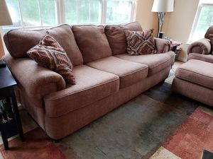 Couch, large chair w/ottoman for Sale in Glen Allen, VA