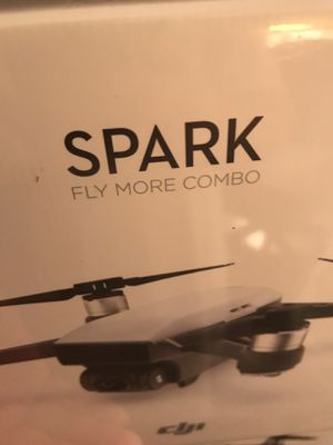 Brand New DJI Spark Fly More Combo with Warranty for Sale in Leesburg, VA
