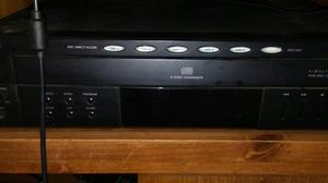 5 disc CD changer for Sale in Cleveland, OH