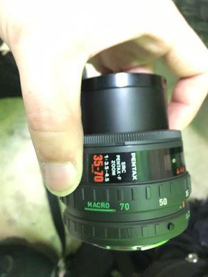 Camera lens for Sale in Hyattsville, MD