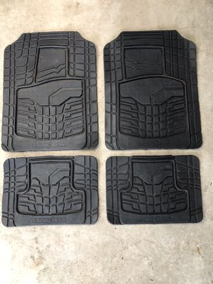 All weather mats Best offer for Sale in Ashburn, VA