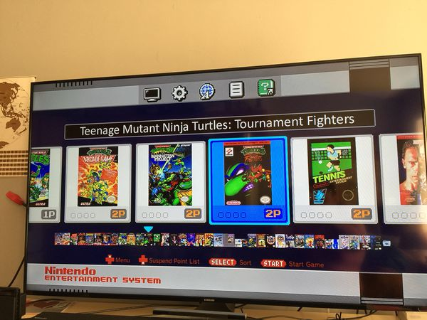 Nintendo NES Classic Mod 700+ Games for Sale in Philadelphia, PA - OfferUp
