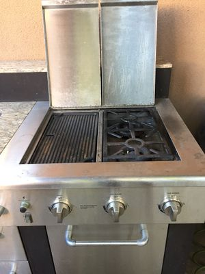 Master Forge Modular Outdoor Kitchen 3 Burner Bg179c Modular Sink Bar Faucet And Granite Countertop For Sale In San Diego Ca Offerup