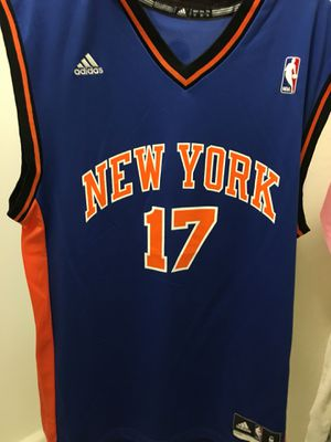 7cb55f602 ... coupon for adidas swingman jersey new york knicks jeremy lin 17 for  sale in fountain f9711