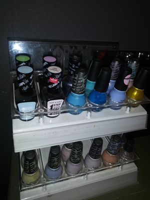 Nail polish lot, used for sale  Tulsa, OK