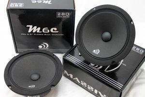 "Massive Audio 6.5"" pro audio speakers for Sale in Orlando, FL"