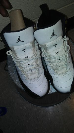Taxi Jordan 12 lowest ill do is 80 and u must pick up!! Willing to ship but must pay the whole 90 for Sale in Richmond, VA
