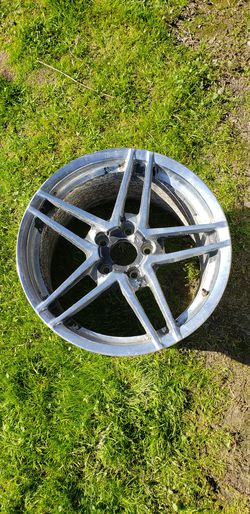 18×11in concave C6 Z06 wheels Thumbnail