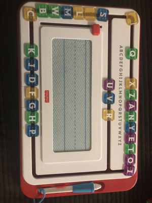 Photo Fisher Price Think and Learn SlideWriter