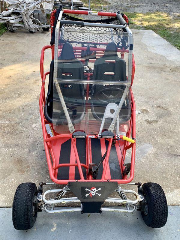 Yerfdog Spider Box Go Kart 150cc Howhit Engine For Sale In Merritt