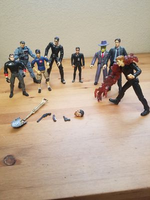 Movie action figures for Sale in Phoenix, AZ