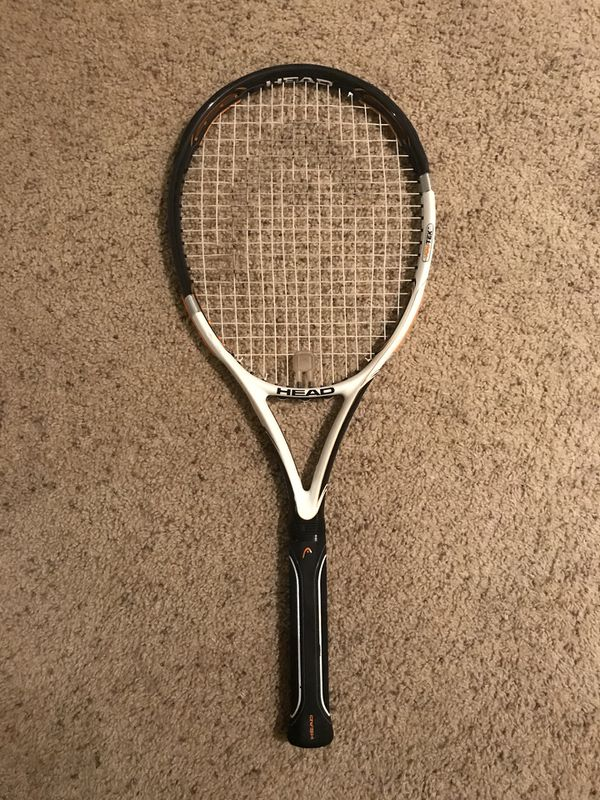7fa05a8cc1bab HEAD YouTek Five Star Tennis Racket (Used, Good Condition) for Sale in  Santa Cruz, CA - OfferUp