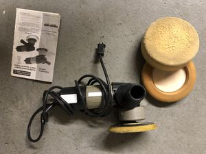 Porter Cable 7424 polisher with 3 pads for Sale in Indian Trail, NC