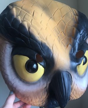 Vanoss Gaming Authentic Limited Edition Owl Mask for Sale in Carlisle, MN -  OfferUp