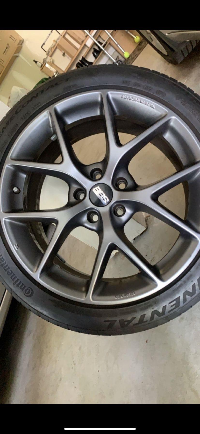 BBS SR Wheels