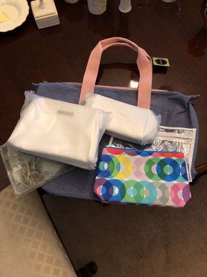 Tote bag and cosmetics bags for Sale in Lorton, VA
