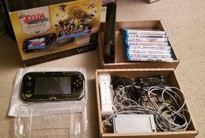 Nintendo Wii U Collection 8 Games for Sale in Alexandria, VA