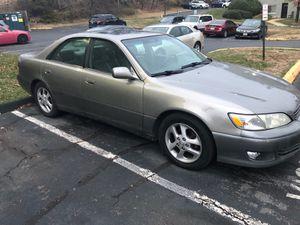 2001 ES 300 84k miles!!! for Sale in Alexandria, VA