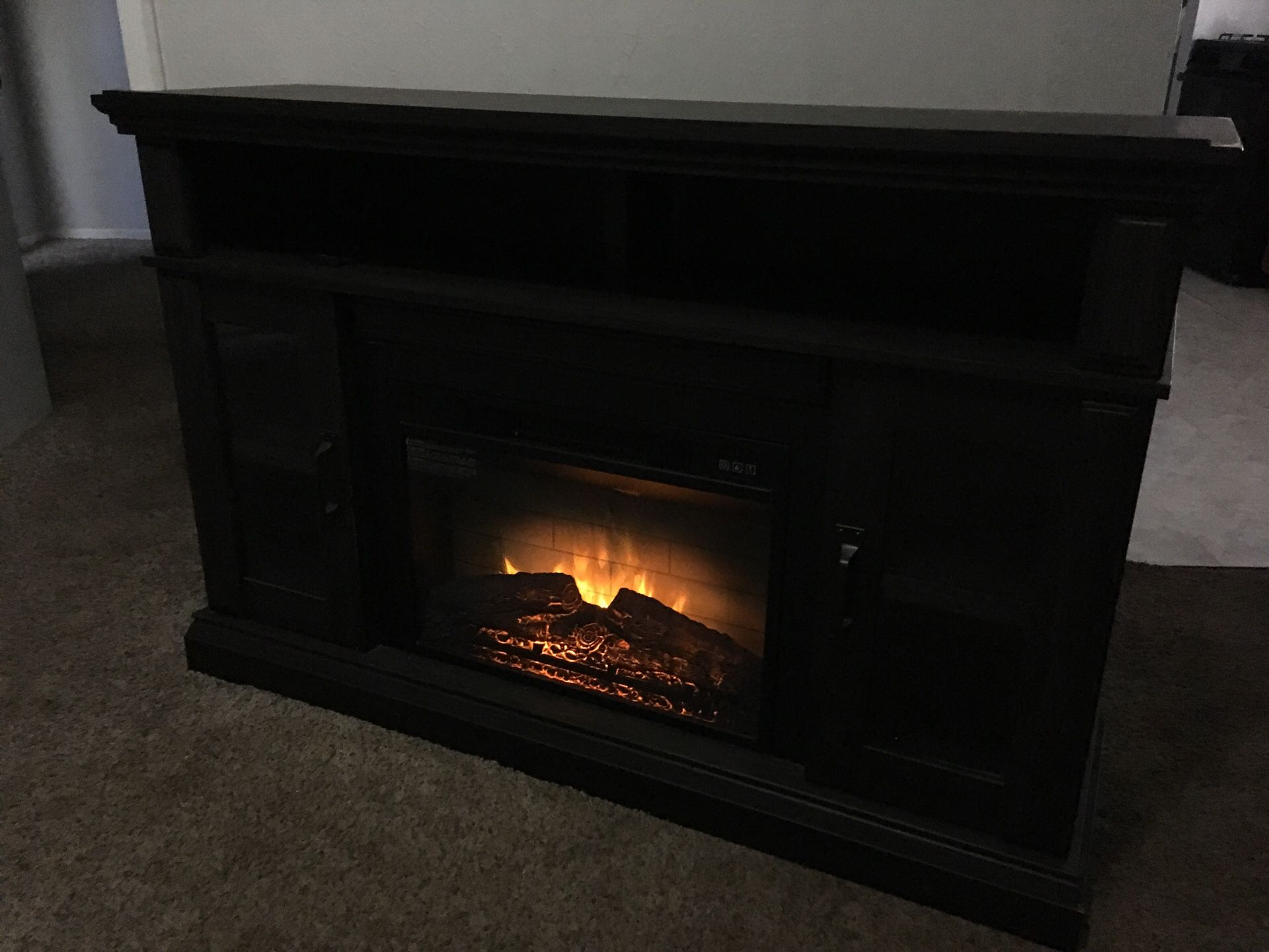 TV stand/ heater