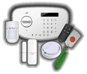 Wireless home security system $39.99 for Sale in Nashville, TN