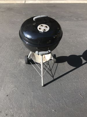 Weber Grill 50.00 OBO! Need to sell ASAP for Sale in Irvine, CA