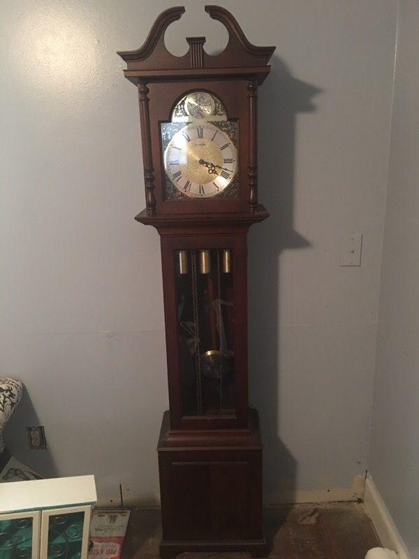 Howard Miller Grandfather Clock Barwick Clocks Model