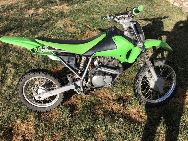 Kawasaki Klx 125 Dirt Bike For Sale In Colorado Springs Co Offerup