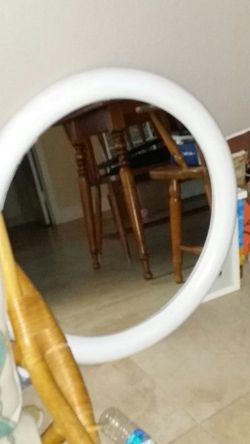 Huge wall mirror 36 inches wide! Thumbnail