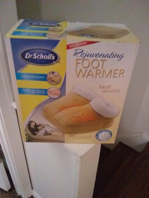 Rejuvenating foot warmers for Sale in Washington, DC