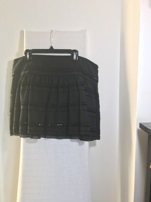 Guess black mini skirt size 10 for Sale in Miami, FL