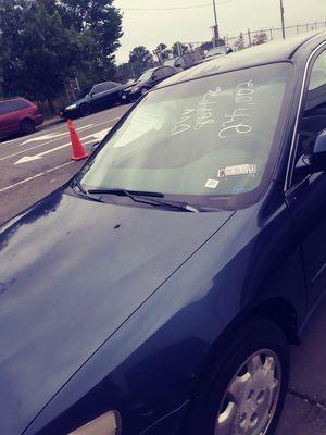 00 Honda Accord LX 10WR 4CY RUN GOOD for Sale in Washington, DC