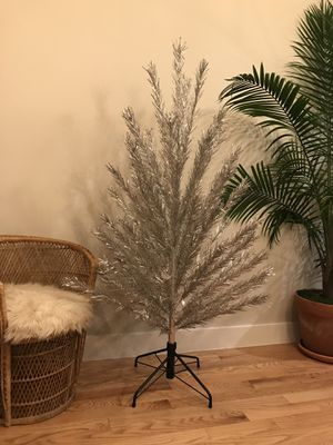 Vintage Aluminum Christmas tree for Sale in Austin, TX