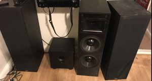 Klipsch speakers for Sale in Frederick, MD