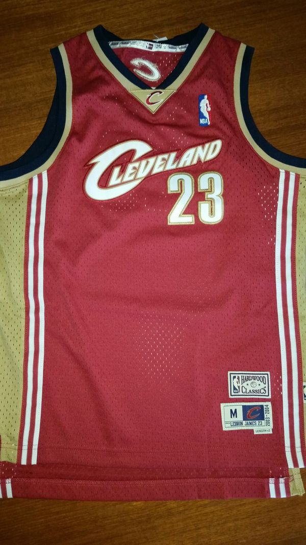cheap for discount 183f9 18094 NBA Hardwood Classics Cleveland Cavaliers Lebron James Youth Basketball  Jersey for Sale in Gardena, CA - OfferUp
