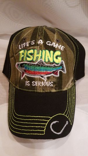 FISHING HAT/brand new for Sale in Martinsburg, WV